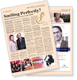articles featuring The Perfect Smile